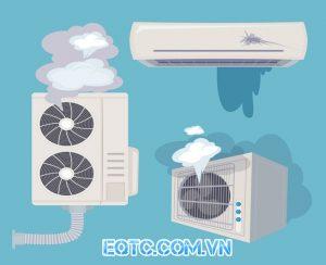 Chuyên sửa máy lạnh hư hỏng