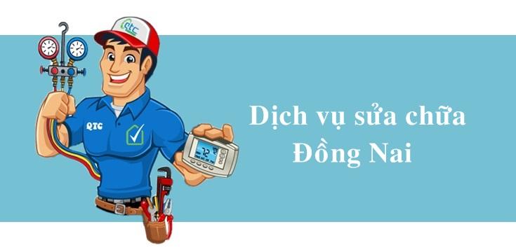 Sửa máy lạnh, máy giặt, tủ lạnh, giá rẻ tại Đồng Nai