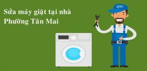 Sửa chữa máy giặt tại nhà Tân Mai