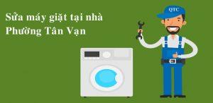 Sửa chữa máy giặt tại nhà Tân Vạn