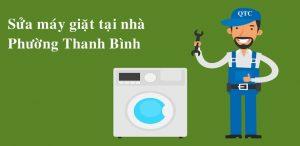 Sửa chữa máy giặt tại nhà Thanh Bình