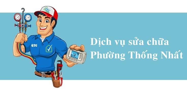 Sửa máy lạnh, máy giặt, tủ lạnh, giá rẻ tại Thống Nhất Biên Hoà