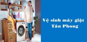 Địa chỉ vệ sinh máy giặt giá rẻ uy tín ở đâu tại Tân Phong- Đồng Nai