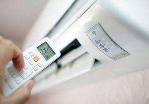 Đặt nhiệt độ điều hòa thích hợp