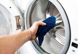 Vệ sinh lồng giặt theo định kỳ