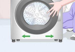Kê máy giặt cân bằng