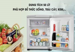 Tủ lạnh Aqua 50 lít