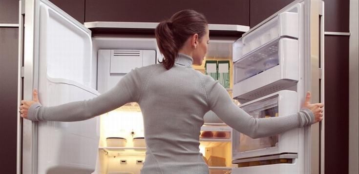 Làm gì khi tủ lạnh bị đọng nước, tuyết trên ngăn đá