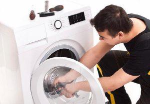 Chương trình máy giặt bị lỗi