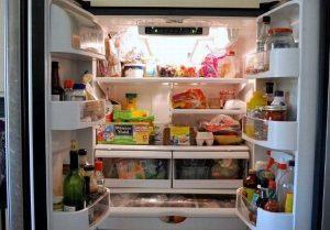 Tích quá nhiều thực phẩm trong ngăn đông lạnh