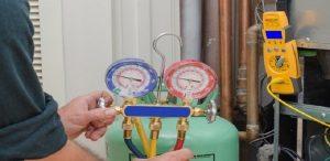 hướng dẫn bơm gas máy lạnh
