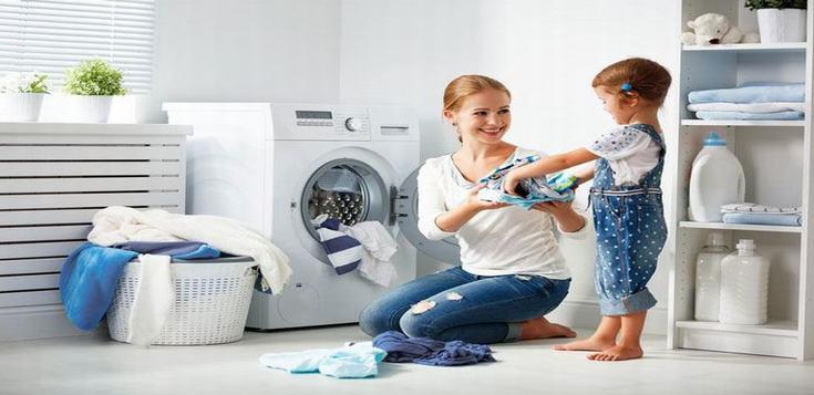 Máy giặt Electrolux báo lỗi LOC?