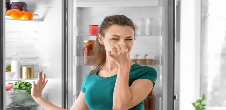 Những cách khử mùi tủ lạnh cực hiệu quả có thể bạn chưa biết