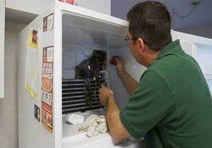 Nguyên nhân tủ lạnh bị tắc ẩm