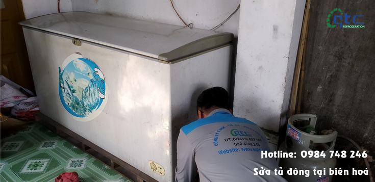 Nguyên nhân và cách khắc phục tủ đông bị thủng dàn lạnh hiệu quả nhất