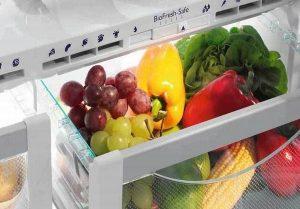 Nhiệt độ bảo quản rau củ tươi lâu trong tủ lạnh